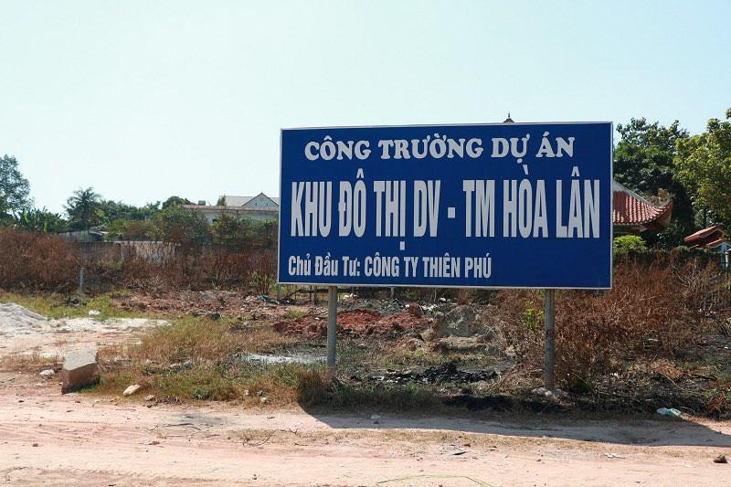 Bắt giam Chủ tịch Công ty Thiên Phú vì lừa hàng chục tỉ tiền đền bù tái định cư - Ảnh 1.