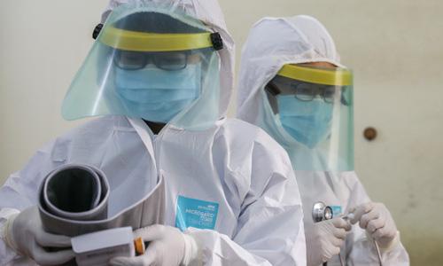 PGS.TS Trần Đắc Phu: Có nguồn lây nguy hiểm hơn tại Bệnh viện Bạch Mai là từ nhân viên các công ty dịch vụ ăn uống, hậu cần - Ảnh 1.