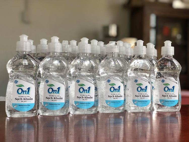 LIXCO khẳng định không nhập nhèm về chất lượng sản phẩm Gel rửa tay khô nhãn hiệu On1 - Ảnh 1.