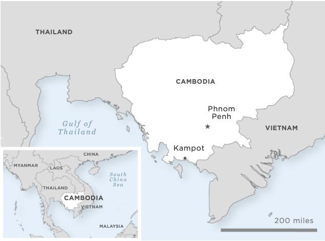 Câu chuyện về sự hồi sinh của hạt tiêu Kampot Campuchia - Ảnh 2.