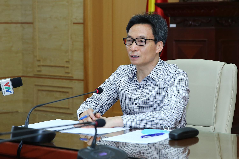 Phó Thủ tướng: Bệnh viện Bạch Mai tiềm tàng là ổ dịch lớn nhất, phức tạp nhất của cả nước - Ảnh 3.