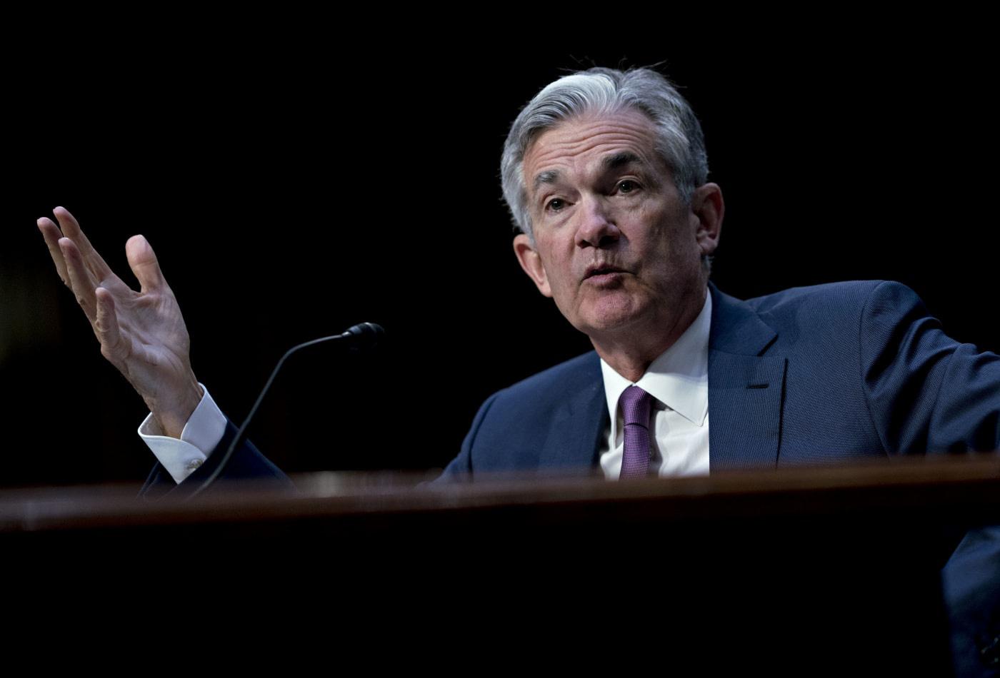 Fed định giữ lãi suất 0% cho tới năm 2022 - Ảnh 1.