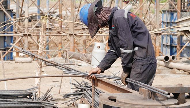 Hạn mặn làm khó dự án Cao tốc Trung Lương - Mỹ Thuận - Ảnh 3.