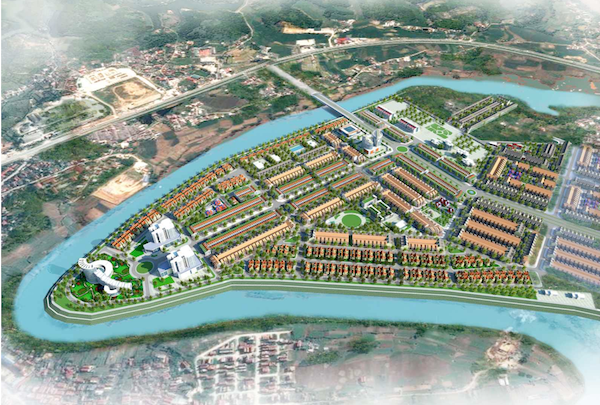 Hơn 3.300 tỉ đồng xây Khu đô thị Mai Pha tại Lạng Sơn - Ảnh 1.