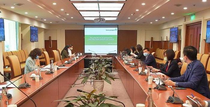 Vietcombank giải ngân cho vay mới hơn  41.200 tỉ đồng hỗ trợ người vay ảnh hưởng bởi dịch COVID-19 - Ảnh 1.