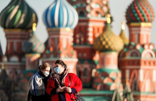 Ca nhiễm virus corona mới ở Tokyo và Nga tăng cao chưa từng thấy - Ảnh 1.