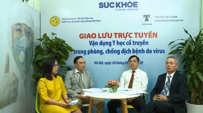 Việt Nam có nhiều vị thuốc quí trong các bài thuốc đông y hỗ trợ đề kháng ngừa COVID-19 - Ảnh 1.