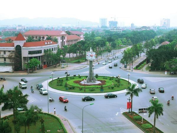 Sớm đưa thành phố Vinh thành trung tâm kinh tế vùng Bắc Trung Bộ - Ảnh 1.