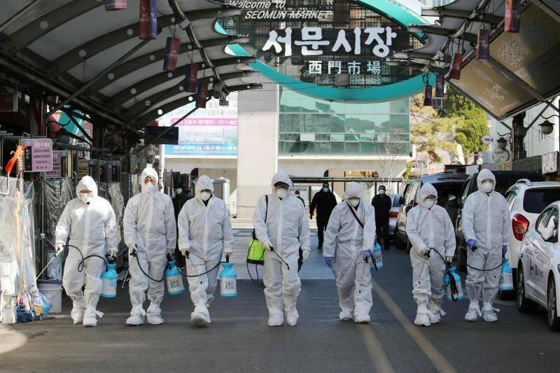 Cập nhật tình hình dịch virus corona chiều 4/3: Hàn Quốc thêm 293 ca nhiễm lên 5.621, Việt Nam có hơn 15.300 người đang cách li, theo dõi - Ảnh 1.