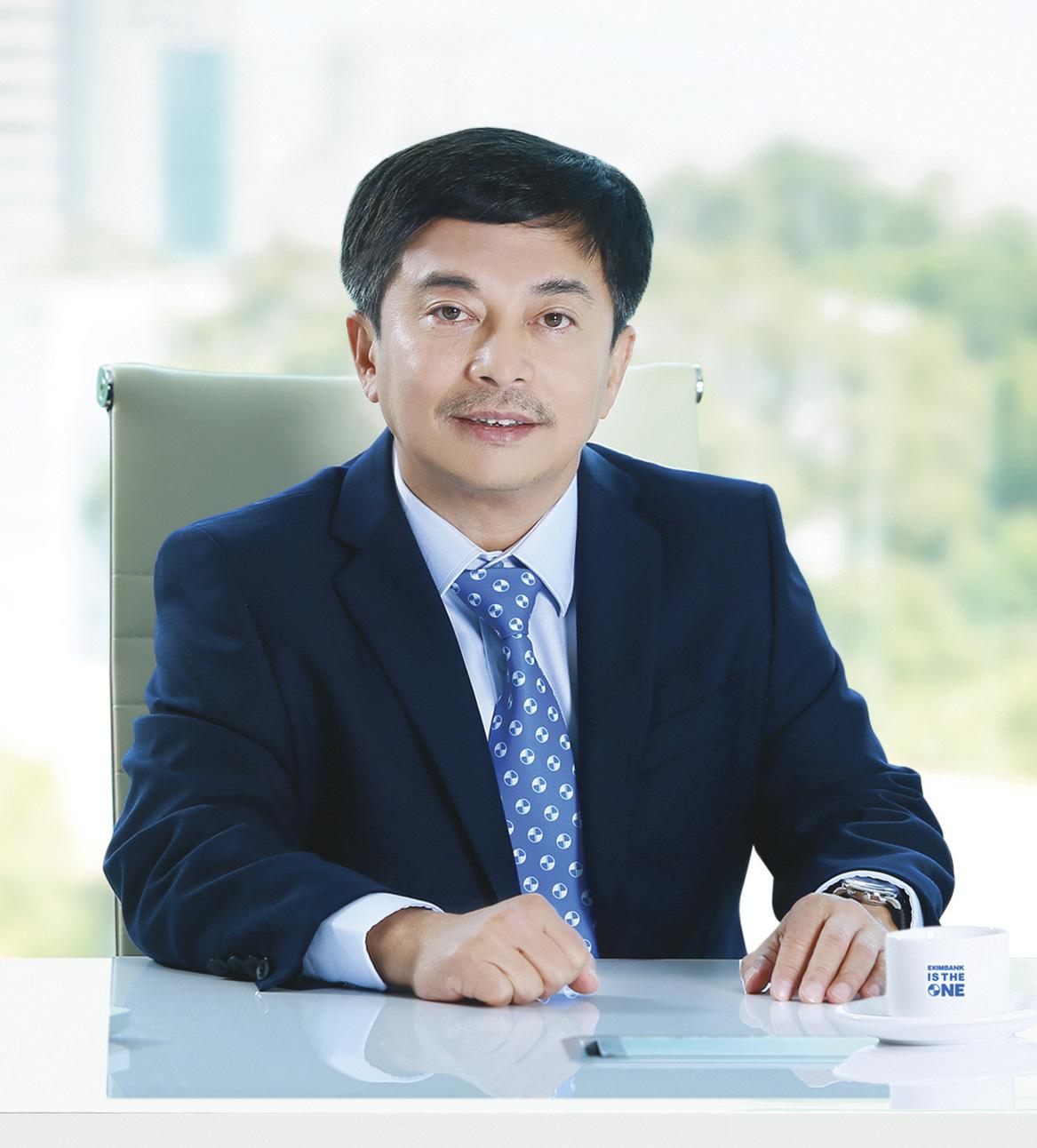 Ông Nguyễn Quang Thông làm Phó Chủ tịch HĐQT Eximbank - Ảnh 1.