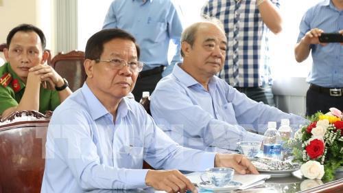 Bộ Công an công khai xin lỗi hai doanh nhân bị bắt giam trái pháp luật - Ảnh 2.