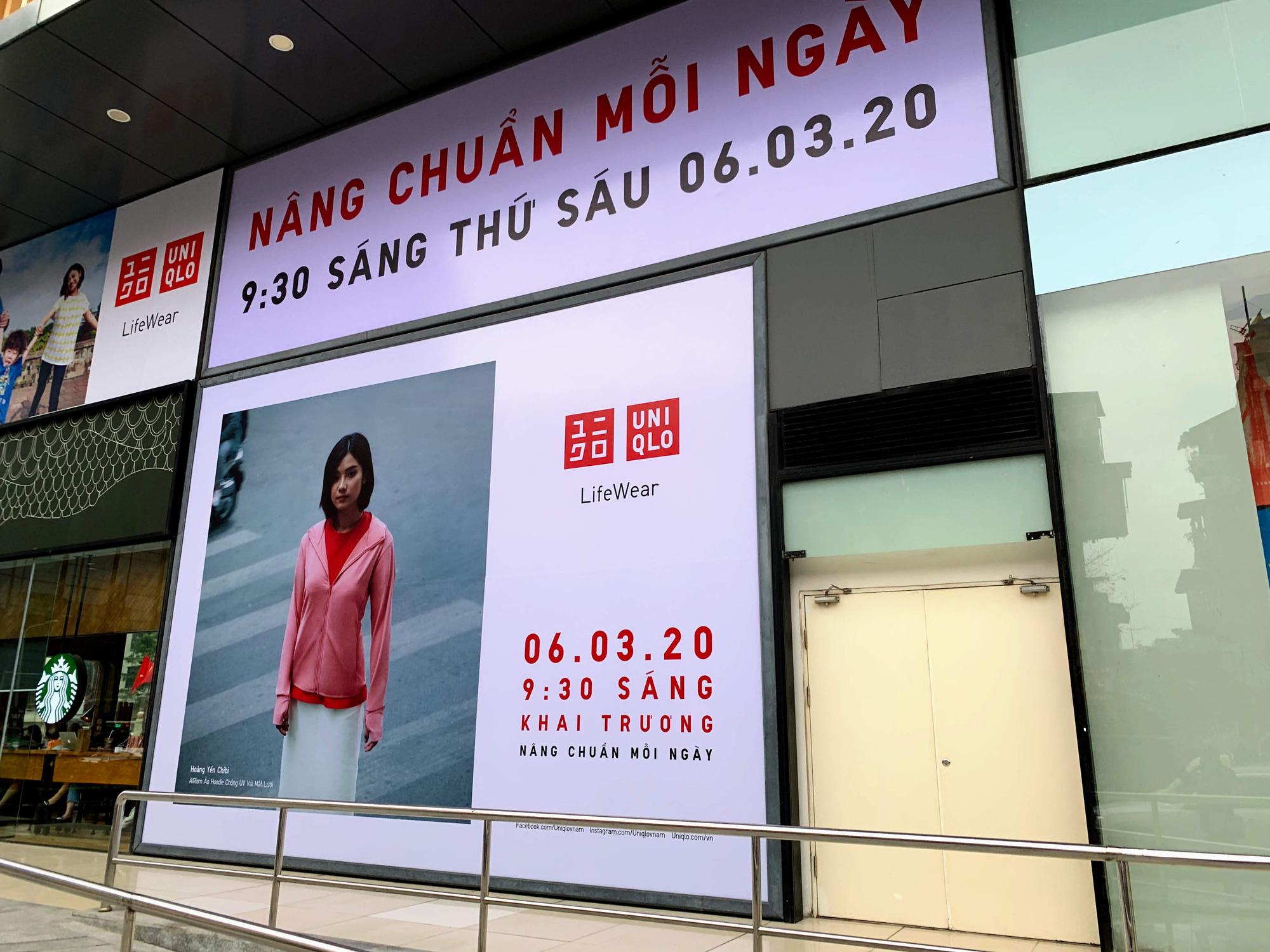 Bên trong cửa hàng Uniqlo lớn nhất Đông Nam Á ở Hà Nội có gì? - Ảnh 3.