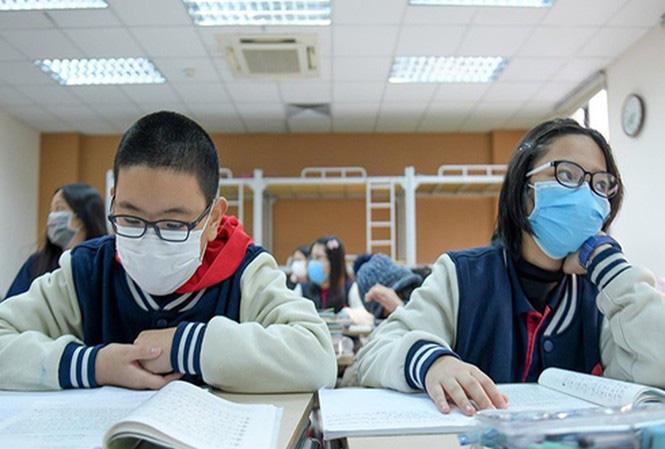 Hà Nội: Tất cả học sinh, sinh viên được nghỉ học đến ngày 15/3 - Ảnh 1.