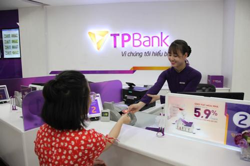 Ngân hàng TPBank (ảnh: website TPBank)