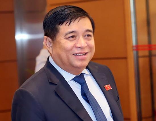 Bộ trưởng Bộ Kế hoạch và Đầu tư âm tính với COVID-19 - Ảnh 1.