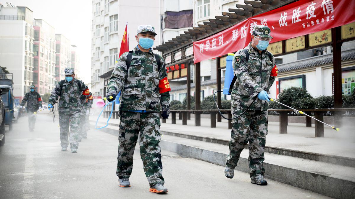 Các công ty công nghệ Trung Quốc tự cứu mình trong 'cú đòn' COVID - Ảnh 3.