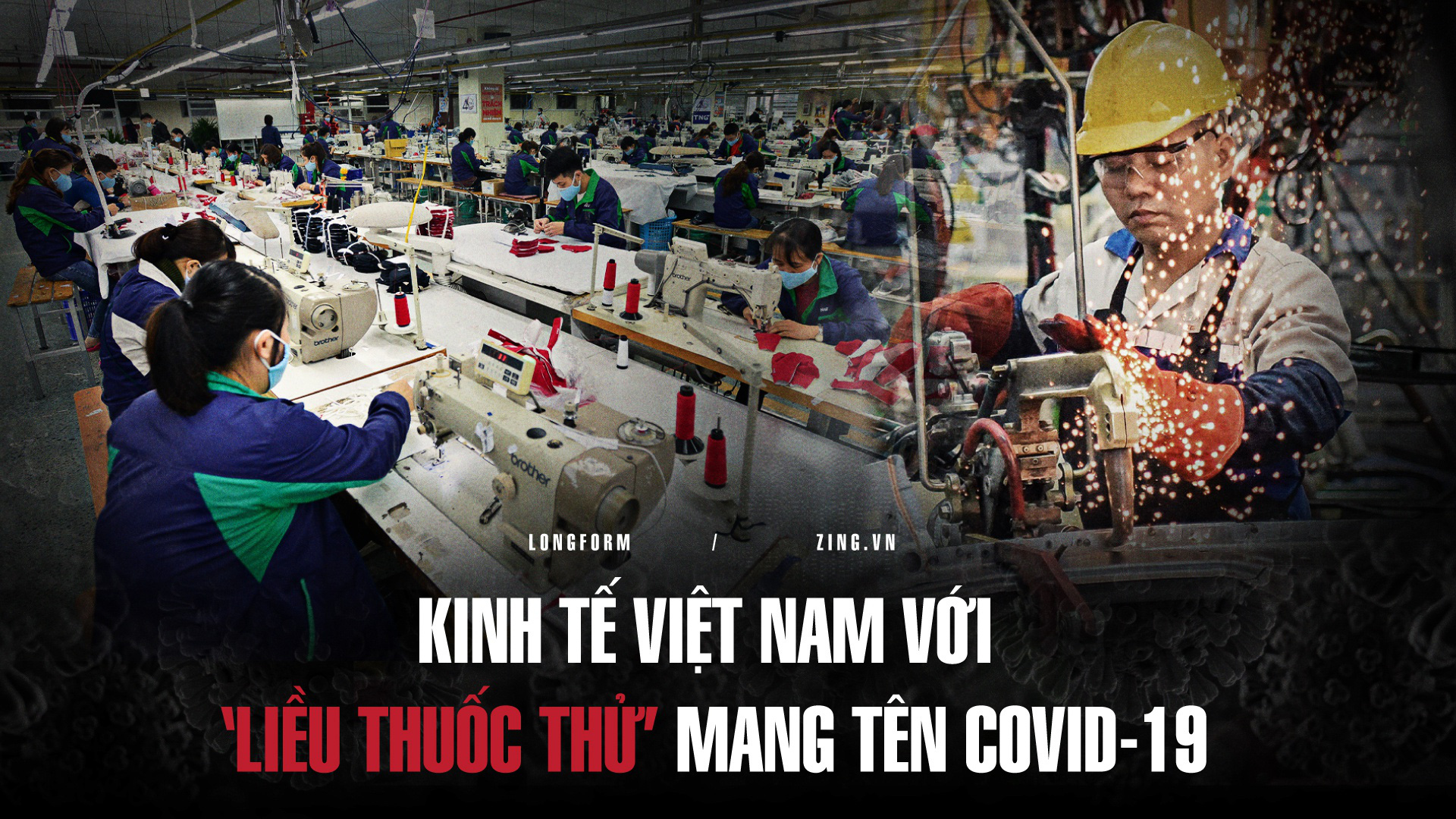 Kinh tế Việt Nam với 'liều thuốc thử' mang tên Covid-19