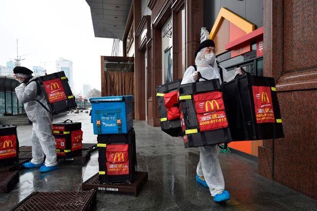 Các công ty công nghệ Trung Quốc tự cứu mình trong 'cú đòn' COVID - Ảnh 4.