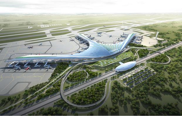 Đồng Nai đề xuất giải pháp đẩy nhanh tiến độ dự án Sân bay Long Thành - Ảnh 1.
