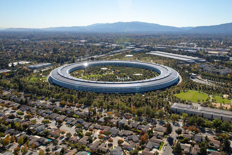 Nổi tiếng kín cổng cao tường, nhân viên Apple đang làm việc tại nhà như thế nào? - Ảnh 1.