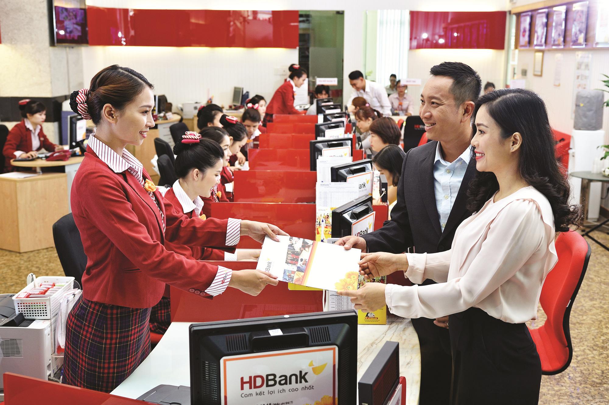 HDBank giảm lãi suất vay tới 4,5% cho khách hàng