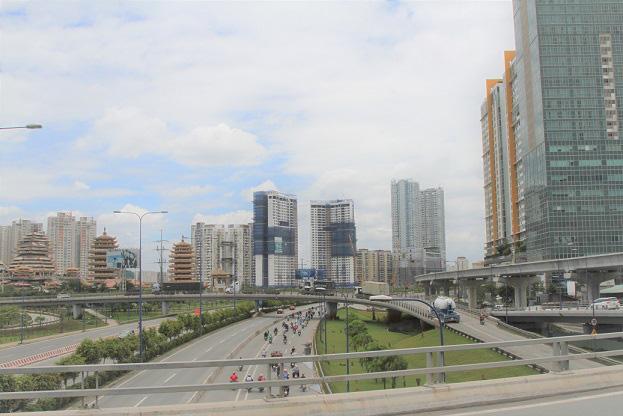 TP HCM xin ý kiến Bộ Xây dựng về thành phố khu Đông - Ảnh 1.
