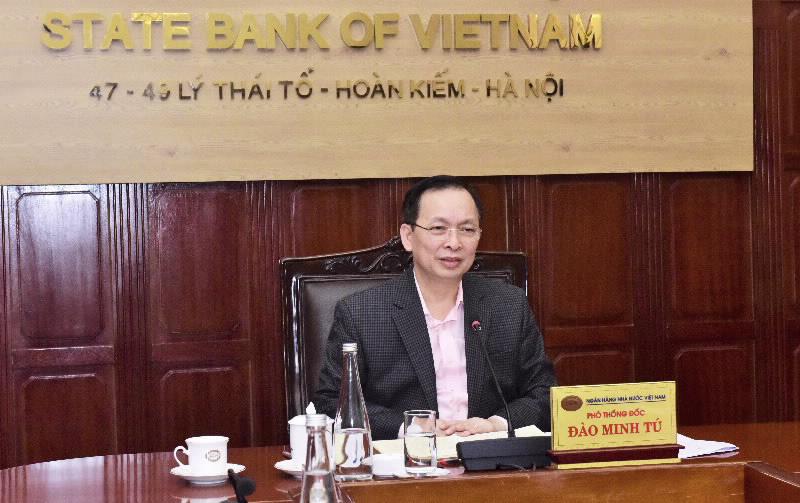 Phó Thống đốc: Các ngân hàng sẽ hoạt động bình thường trong thời gian cách li toàn xã hội - Ảnh 1.