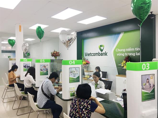 Lãi suất ngân hàng Vietcombank mới nhất tháng 4/2020: Cao nhất là 6,8%/năm - Ảnh 1.