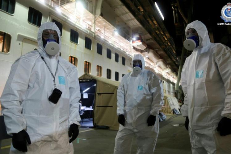 Cập nhật tình hình dịch virus corona ngày 10/4: Số ca tử vong ở Mỹ vượt 16.000, Việt Nam không ghi nhận ca mắc mới - Ảnh 1.