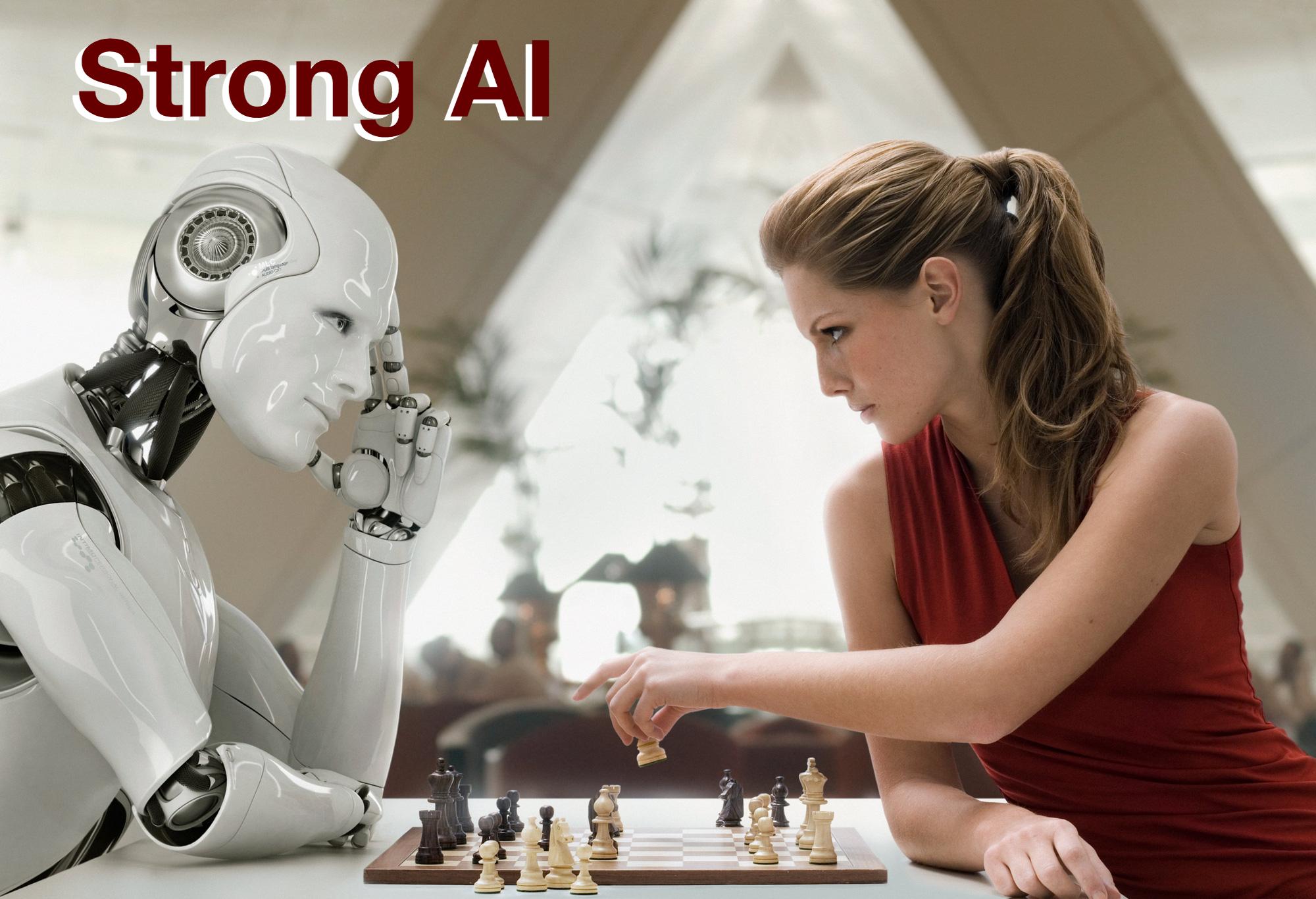AI Mạnh (Strong AI) là gì? Rủi ro và lợi ích mà AI mạnh mang lại - Ảnh 1.
