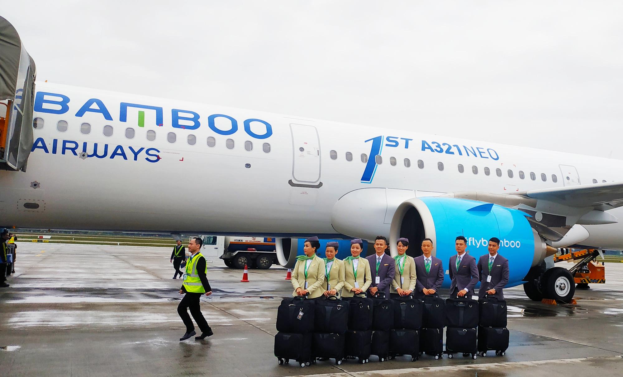Bamboo Airways tăng cường bay nội địa trở lại từ 16/4 - Ảnh 1.