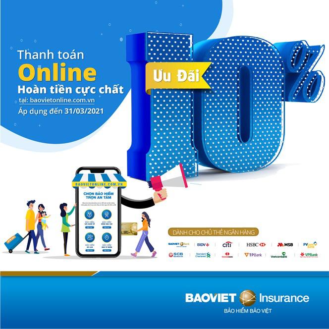 Bảo hiểm Bảo Việt triển khai quyền lợi ưu đãi dành riêng cho chủ thẻ ngân hàng - Ảnh 1.