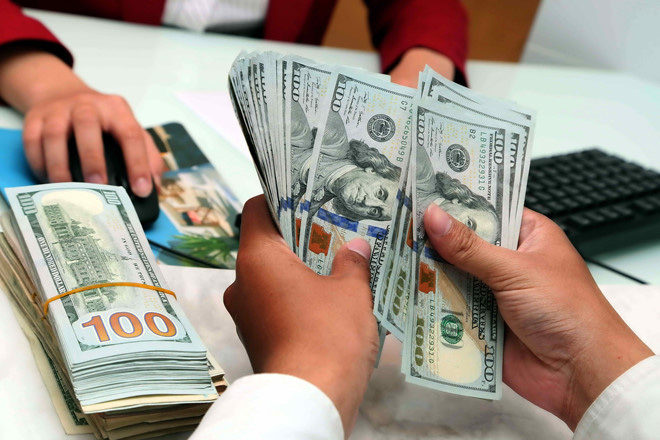 Dự trữ ngoại hối đạt mức kỉ lục 84 tỉ USD, tấm đệm lớn để ổn định tỷ giá - Ảnh 1.