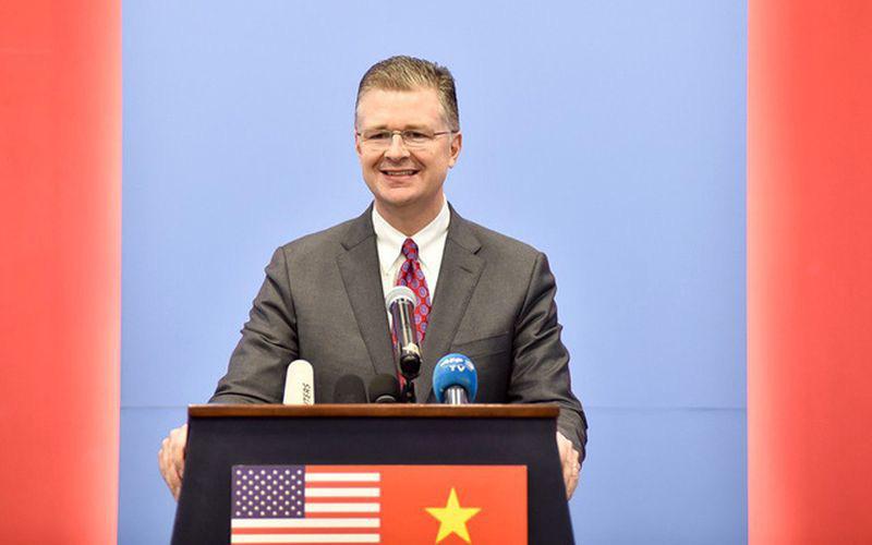 Đại sứ Mỹ: 'Mỹ luôn sát cánh cùng Việt Nam đối phó đại dịch COVID-19' - Ảnh 1.