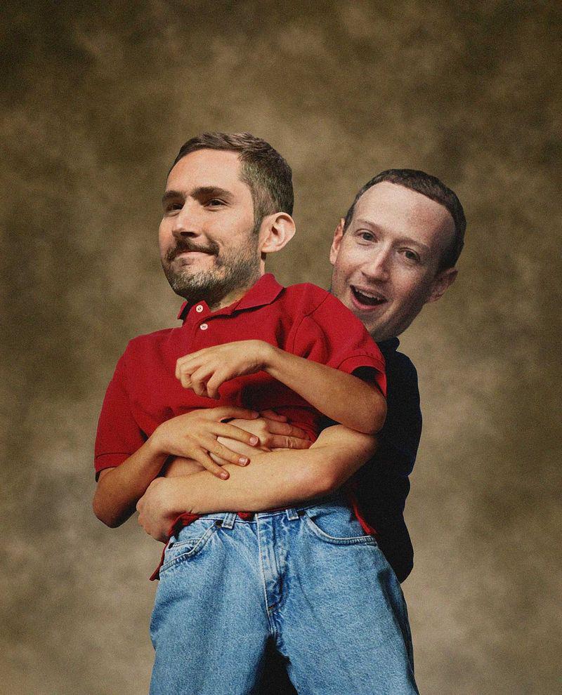 Mark Zuckerberg ngưỡng mộ và ghen tị với sự thành công của Instagram. (Ảnh: Getty)