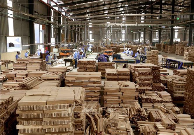 Ngành gỗ 'trắng' đơn hàng xuất khẩu khiến nhiều lao động mất việc - Ảnh 2.