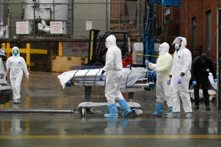 Cập nhật tình hình dịch virus corona ngày 14/4: Italy vượt mốc 20.000 người tử vong, Việt Nam không có ca nhiễm mới - Ảnh 1.