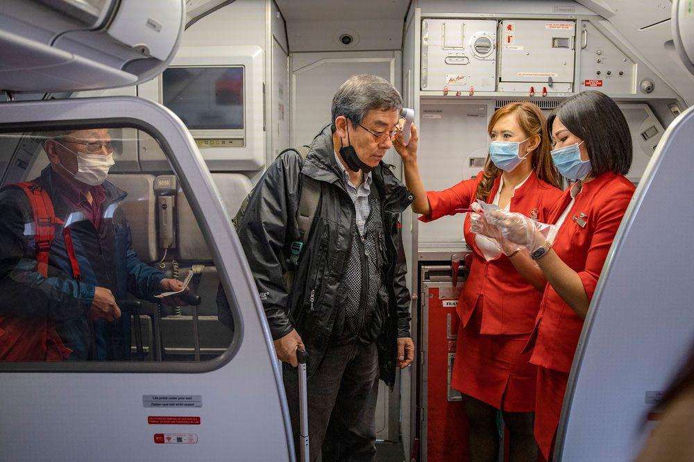 96% đội bay AirAsia nằm đất, Airbus cũng phải đau đầu - Ảnh 3.