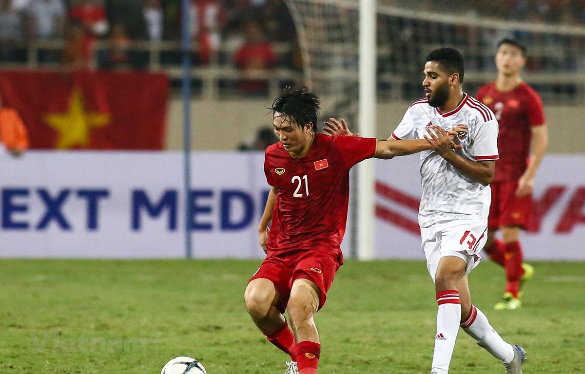 VFF hoàn tiền vé xem tuyển Việt Nam tại vòng loại World Cup 2022 - Ảnh 1.