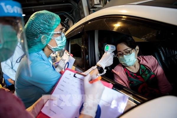 Thái Lan đặt mục tiêu trên 80% dân số tham gia giãn cách xã hội - Ảnh 1.