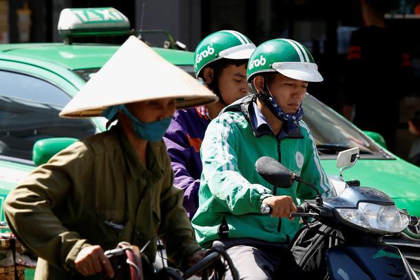 Nóng: Tạm dừng dịch vụ GrabBike tại Hà Nội - Ảnh 1.
