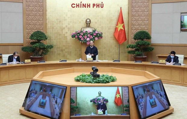Thủ tướng: Không để người dân nào đói cơm, lạt muối vì COVID-19 - Ảnh 1.