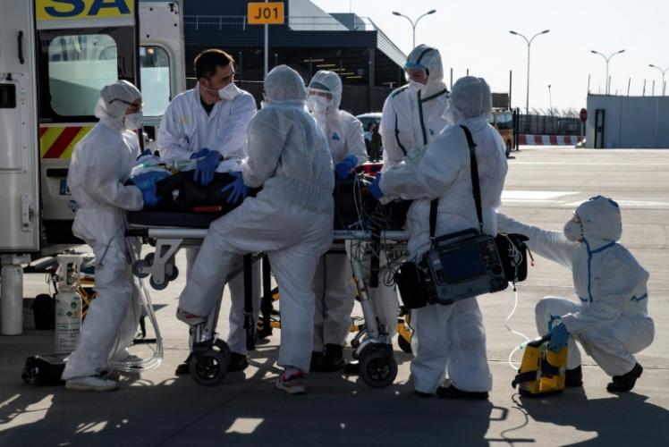 Cập nhật tình hình dịch virus corona ngày 6/4: Số ca tử vong tại nhiều nước Châu Âu bắt đầu giảm, số ca nhiễm mới tại Việt Nam tăng chậm lại - Ảnh 1.