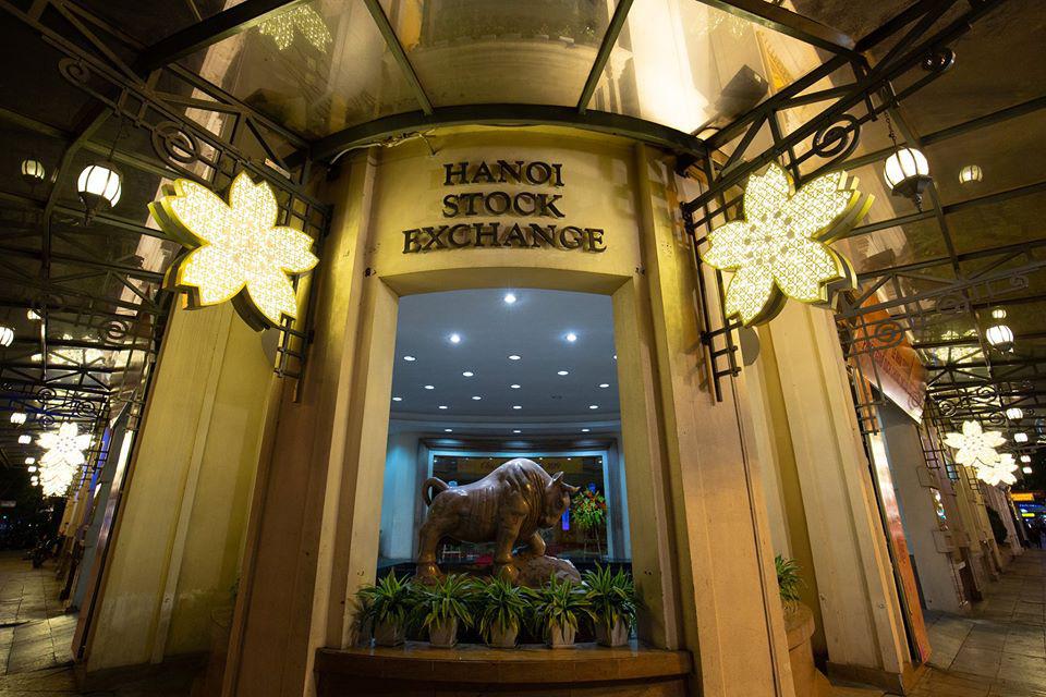 Sở giao dịch chứng khoán Hà Nội (HNX)