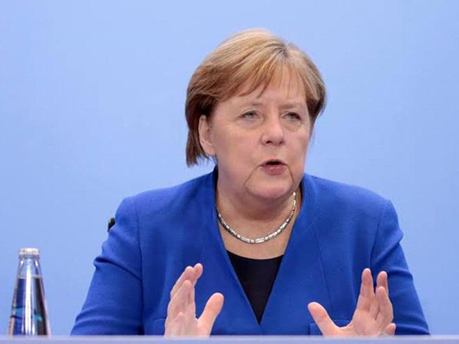 Angela Merkel: 'EU đang đối mặt với thách thức lớn nhất từ khi thành lập' - Ảnh 1.