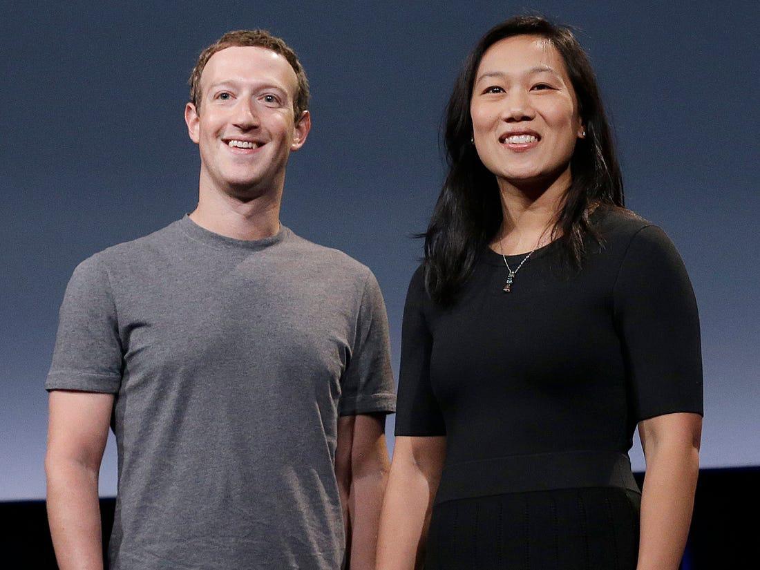 Tỉ phú Mark Zuckerberg ghép đôi với bạn của vợ trên chính ứng dụng hẹn hò của Facebook - Ảnh 1.