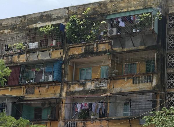 Hải Phòng: Đầu tư 1.321 tỉ đồng cải tạo chung cư cũ - Ảnh 1.