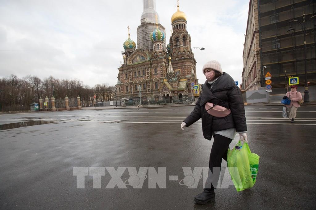 Lần đầu tiên Nga ghi nhận hơn 1.000 ca nhiễm mới trong ngày - Ảnh 1.