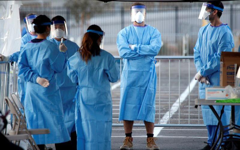 Thế giới thiếu gần 6 triệu y tá để chống COVID-19 - Ảnh 2.