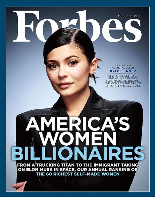 Kylie Jenner tiếp tục là tỉ phú tự thân trẻ nhất thế giới - Ảnh 2.